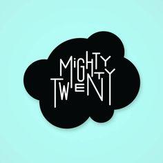 Mighty Twenty: promoting healthy teeth for kids #branding