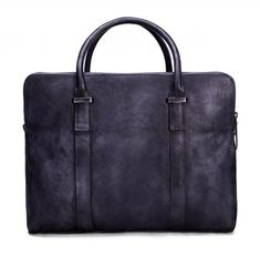 Item Type: Briefcases Genuine Leather Type: Cow Leather Lining Material: Polyester Style: Casual Item Width: 7cm Gender: Men Item Weight: 1.6kg Pattern Type: Solid Interior: Cell Phone Pocket,Interior Zipper Pocket Item Height: 27cm Material Composition: Genuine Cow Leather Model Number: 9043 Number of Handles/Straps: Single Handle/Strap Type: Hard Handle Item Length: 37cm Main Material: Genuine Leather Closure Type: Zipper & Hasp Exterior: None Color: Retro Brown, Black Function: Briefcase… Briefcase For Men, Leather Briefcase, Men Bags, Wallets, Vintage Shops, Vintage Men, Zipper, Shoulder Bag, Free Shipping