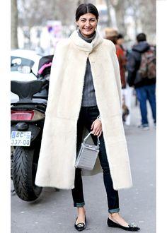 The fashion editors' covetable coats / Les plus beaux manteaux des rédactrices mode