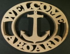 Dolphin Scroll Saw Patterns | Welcome aboard 2