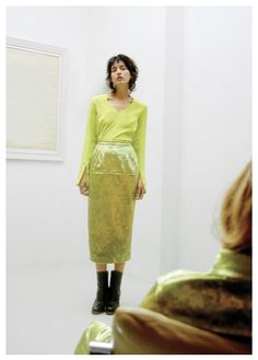 Rejina Pyo AW15 (image from the website of Rejina Pyo's PR - The Wolves)