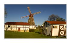 Danish Windmill in Elk Horn, Iowa