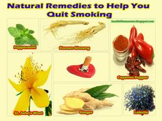 6 Natural remedies to help you quit smoking