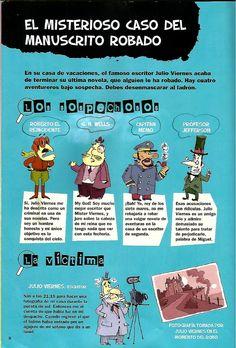 Teaching Time, Teaching Spanish, Detective Party, Escape Room, Ideas Para Fiestas, Spanish Language, English Vocabulary, Book Making, Book Illustration