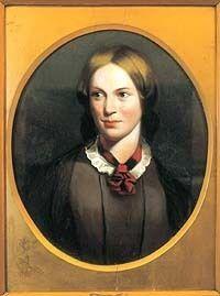 Charlotte Bronte, born April 21, 1816.