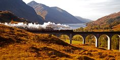 Britain's best railway journeys: Bluebell Railway, North Yorkshire Moors Railway, Glenfinnan Viaduct