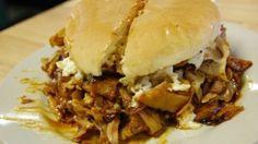BBQ Pork Recipe #BBQPork  #pulledpork