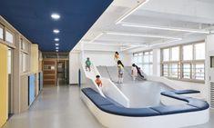 [3] 서울 동답초등학교 교실 : 숲 속의 집을 꿈꾸다 : 네이버 블로그 Classroom, Train, School, Interior, Children's Museum, Design, Google, Class Room, Indoor