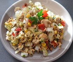Diy Food, Fried Rice, Quinoa, Potato Salad, Food And Drink, Appetizers, Tasty, Dinner, Cooking