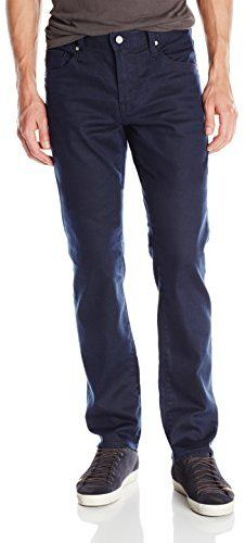 $67, Navy Jeans: AG Adriano Goldschmied Graduate Tailored Leg Jean In 1 Years Coasted Navy. Sold by Amazon.com. Click for more info: http://lookastic.com/men/shop_items/137592/redirect