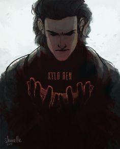 Kylo Ren fanart - Google Search
