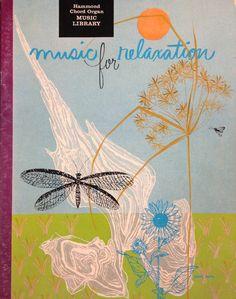 Vintage book cover illustration