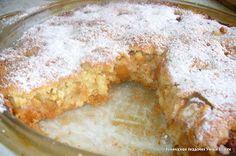 Этот пирог стоит особняком среди яблочных пирогов – рассыпчатый, нежный, хрустящий, тающий во рту – одним словом – восторг!