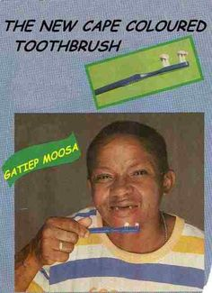 SA - new toothbrush - joke from South Africa Qoutes, Funny Quotes, Funny Memes, Sa News, Afrikaanse Quotes, Africa Art, Have A Laugh, Funny Facts, Childhood Memories