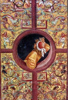 Luca Signorelli, Empedocles, 1499-1502, Fresco Chapel of San Brizio, Duomo, Orvieto