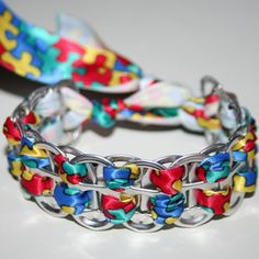Will be making this with all my ribbon for a fundraiser. Too cute!