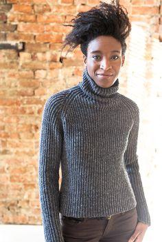 Hudson Turtleneck from Brooklyn Tweed