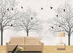 Afbeeldingsresultaat voor vogels behang