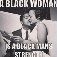 A Coloured Women is a Indian Man's Strength - Black Love. Every King needs a queen. Black Love Art, My Black Is Beautiful, Black Girls Rock, Black Girl Magic, Black Men, Black Love Quotes, Beautiful People, By Any Means Necessary, Black Families