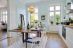 scandinavian apartment 17 Charming Decorative Elements in a Vivid Scandinavian Apartment
