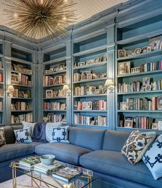 Home Library Rooms, Home Library Design, Home Libraries, House Design, Library Ideas, Beautiful Library, Dream Library, Hygge Home, Dream Rooms