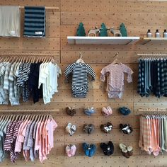 Aww new autumn/winter collection looking beautiful in our Grey Lynn store. x #W15 #storelove #naturebaby