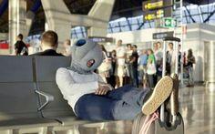 Nasce Google Naps, il servizio parodia di Google per i sonnellini #googlenaps #viaggio #sonnellino