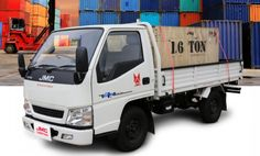 JMC Carrying SWB 1.6 ton Dropside R231 880