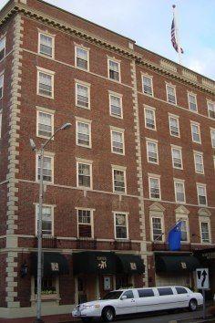 Hawthorne Hotel Presumably Haunted Historic 18 Washington Sq M Ma 01970