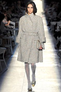 Chanel Fall 2012 Couture Collection Slideshow on Style.com