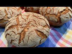 Meu Pão de Milho ou .......Corn Bread ! - YouTube Marie Biscuit Cake, Cornbread, Cake Recipes, Biscuits, Food And Drink, Favorite Recipes, Youtube, Breads, Portugal
