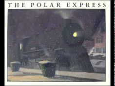Polar Express audio-read by William Hurt. Best version.