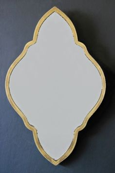 Ornate Framed Mirror  - Available in Large or Small Melo