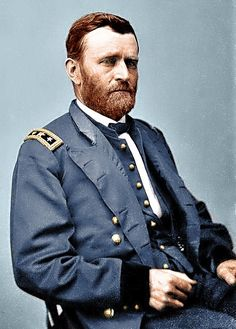 General Grant Colorization