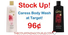 WOOHOO! Stock up on Caress Body Wash at Target! Get 4 bottles for only $0.96 each! Save $3.00 per bottle! What a deal!  Click the link below to get all of the details ► http://www.thecouponingcouple.com/caress-body-wash/ #Coupons #Couponing #CouponCommunity  Visit us at http://www.thecouponingcouple.com for more great posts!