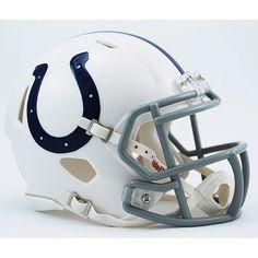 Football Fan Shop Riddell Speed Mini Helmet - Indianapolis Colts