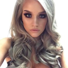 silver-haired