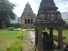 Chitteswarar temple near pookadai chattiram in kanchipuram