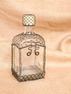 Jar, Home Decor, Manualidades, Decoration Home, Room Decor, Home Interior Design, Jars, Glass, Home Decoration