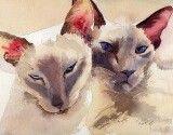 Cog's Kitties - Rachel Parker