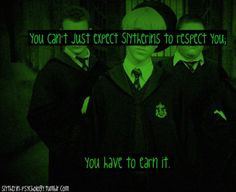 Slytherin Psychology [x]