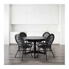 INGATORP / ÄLMSTA Table and 4 chairs - IKEA