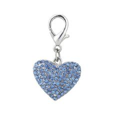 PetFavorites Couture Designer Bling Rhinestone Heart Pet Cat Dog Necklace Collar Charm Pendant Jewelry *** Want additional info? Click on the image. (This is an affiliate link and I receive a commission for the sales)
