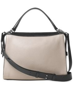 MICHAEL Michael Kors Ingrid Large Satchel $368.00 Get your work life in perfect order with this fabulously functional and luxuriously minimal structured bag from MICHAEL Michael Kors. Carry it in hand or over your shoulder via the included wide strap.