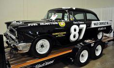 #1957 chevy#black widow