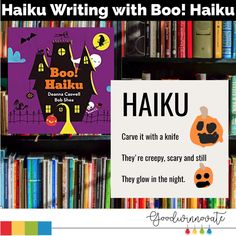4 Picture Books to Inspire Haiku Poetry Writing - Goodwinnovate