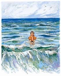 The Sea... By Shirley Hughes