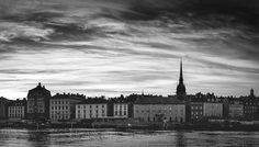 Gamla stan #capitalofscandinavia #gamlastan #ig_sweden #bwphoto #stockholm #skeppsbron