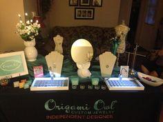 Origami Owl Jewelry Bar Display