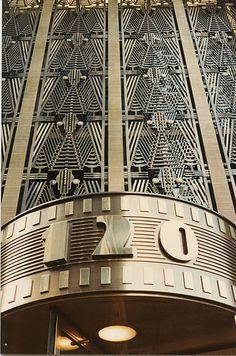 art deco detail 120 Wall Street building entrance New York City II NYC Arte Art Deco, Moda Art Deco, Estilo Art Deco, Art Deco Era, Art Et Architecture, Amazing Architecture, Architecture Details, Bauhaus, Art Nouveau Arquitectura
